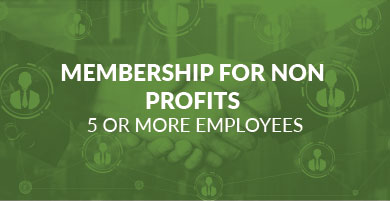 Nonprofits (5 or more employees)